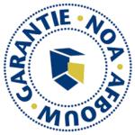 Logo noa afbouwgarantie
